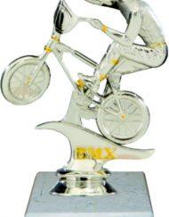 Antikksølv BMX